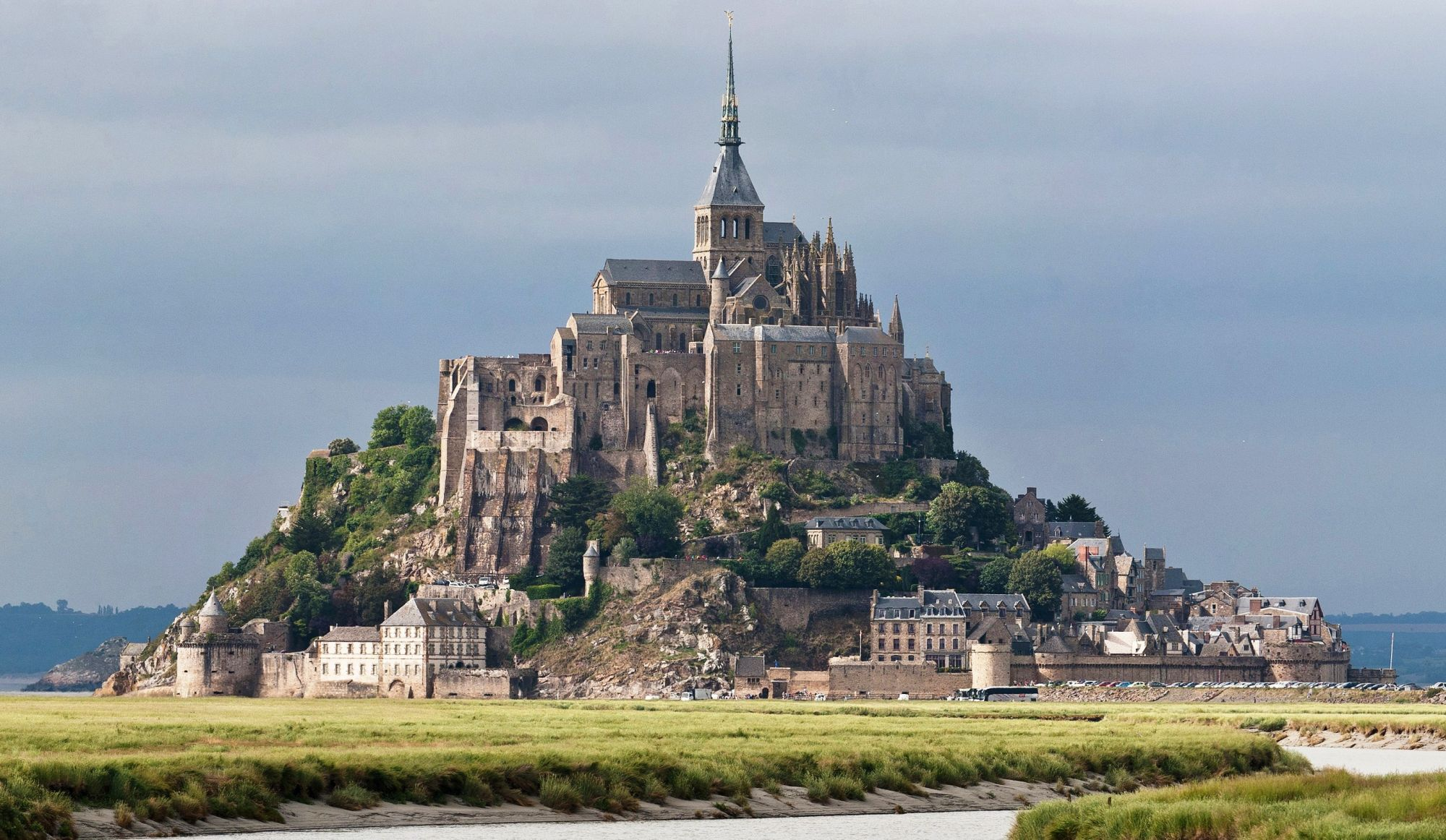 France: le célèbre Mont-Saint-Michel a été évacué dimanche