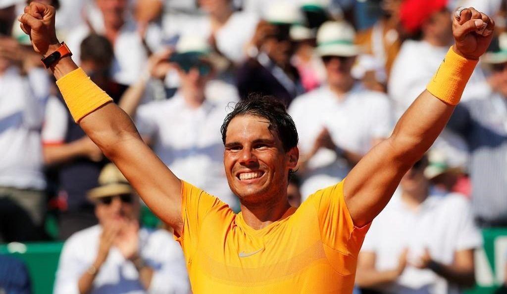 Masters:Rafael Nadal établit un record avec 31 titres