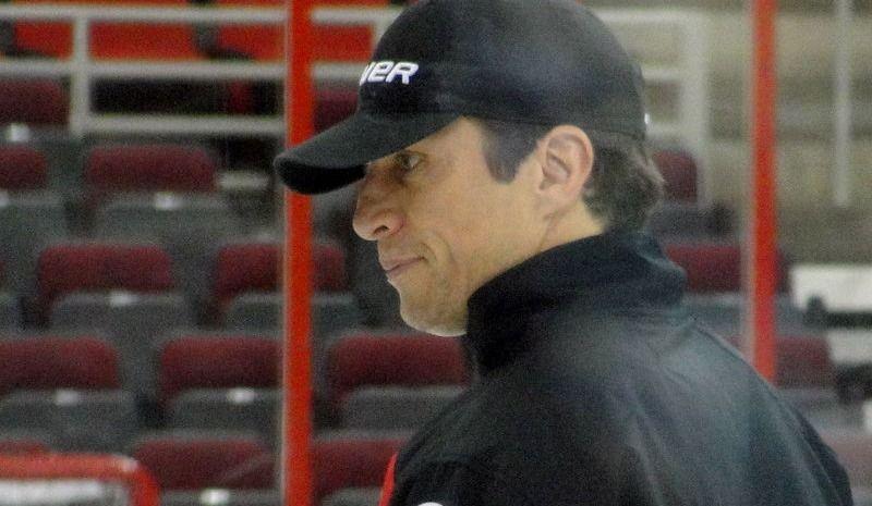 Rod Brind'Amour promu entraîneur-chef des Hurricanes
