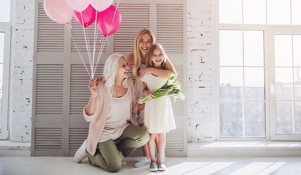 10 idées-cadeaux pour maman