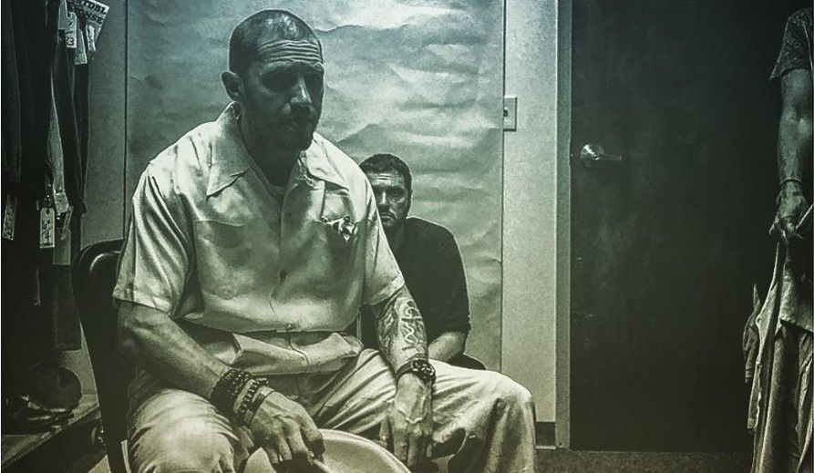 "Tom Hardy's Radical Transformation for ""Fonzo"""
