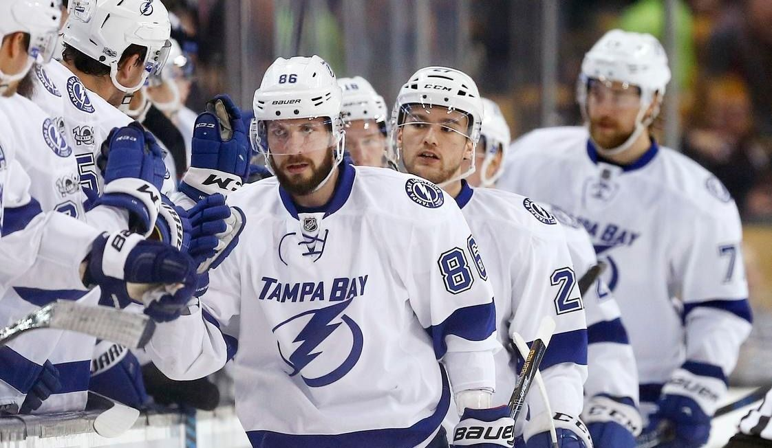 Le Lightning inscrit un premier gain à Washington