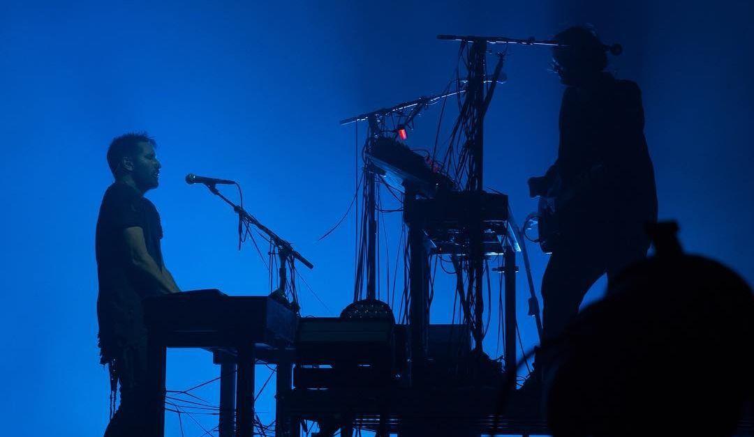 Nine Inch Nails ne vendra pas billets en ligne