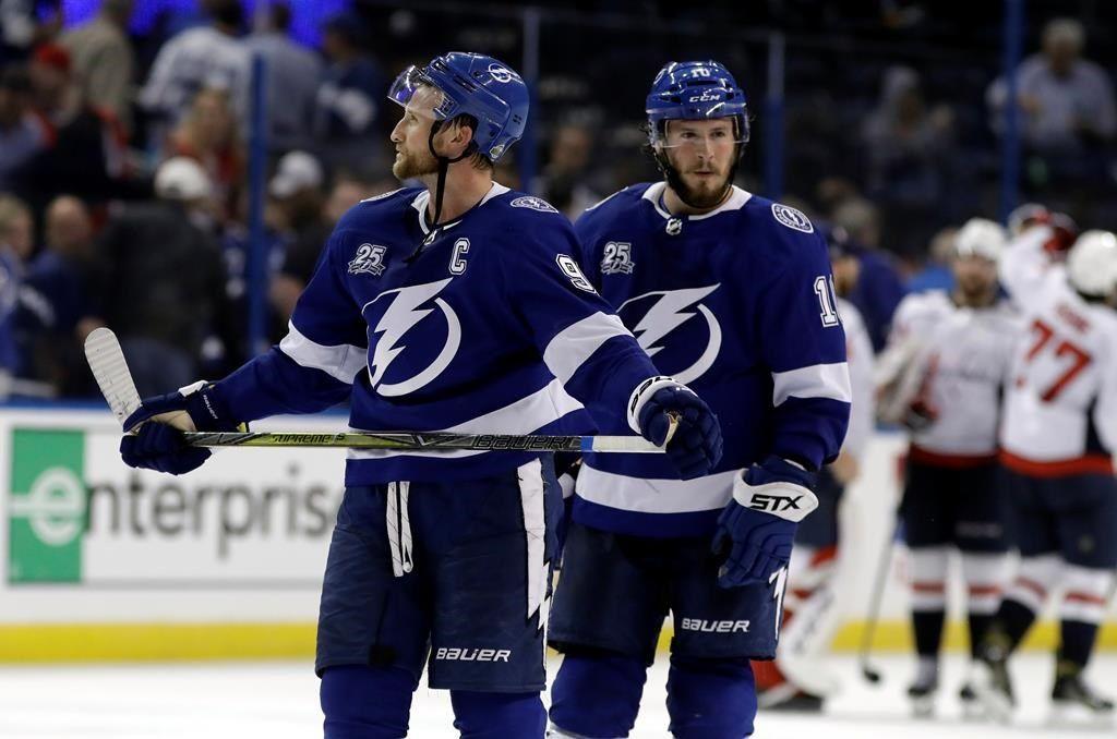 Le Lightning souhaite revenir en force lors du deuxième match de la série