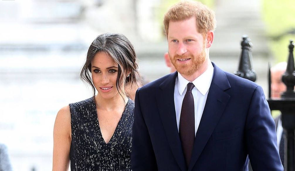 American bishop to give address at Prince Harry's wedding to Meghan Markle