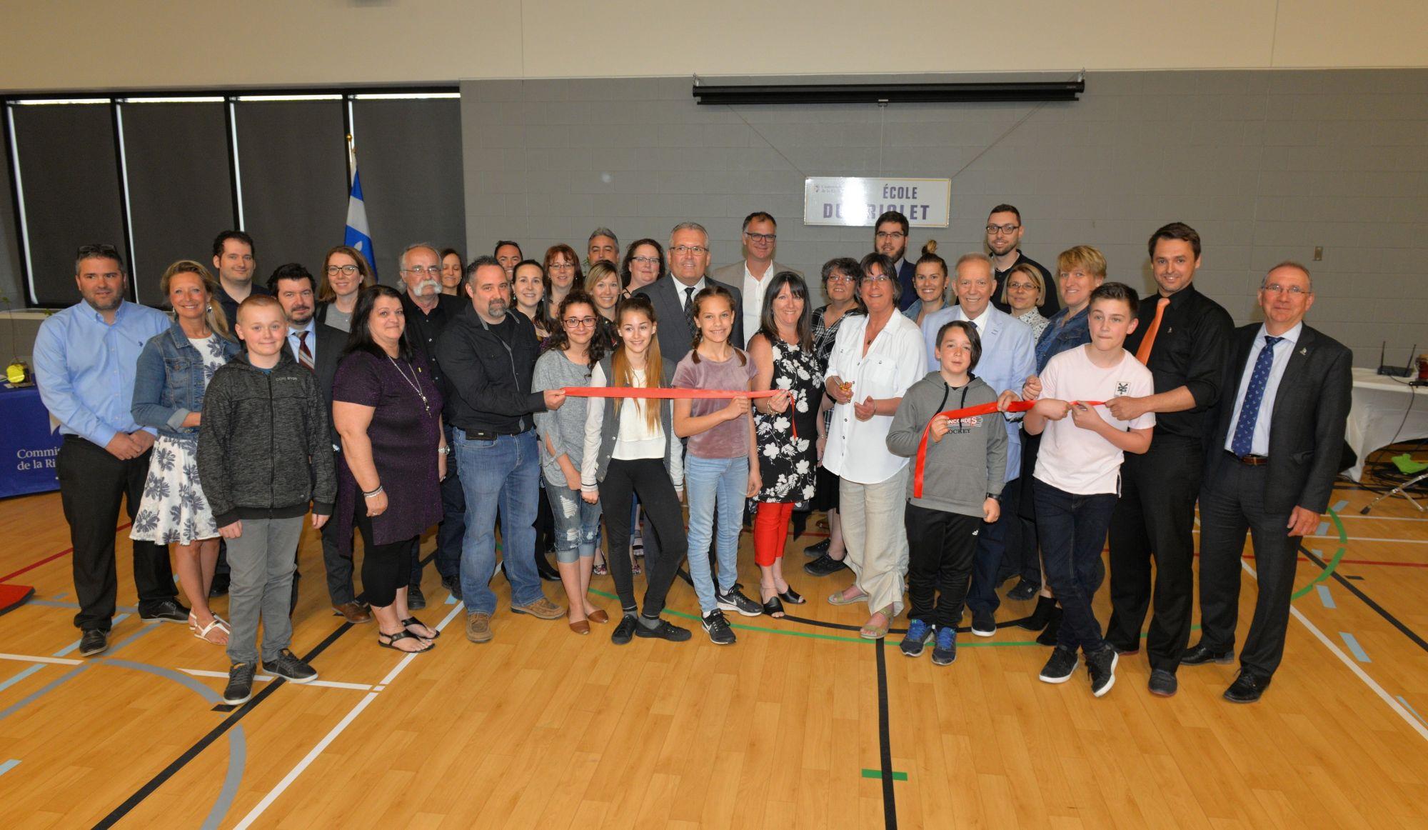 La nouvelle école primaire du Triolet inaugurée àSaint-Colomban