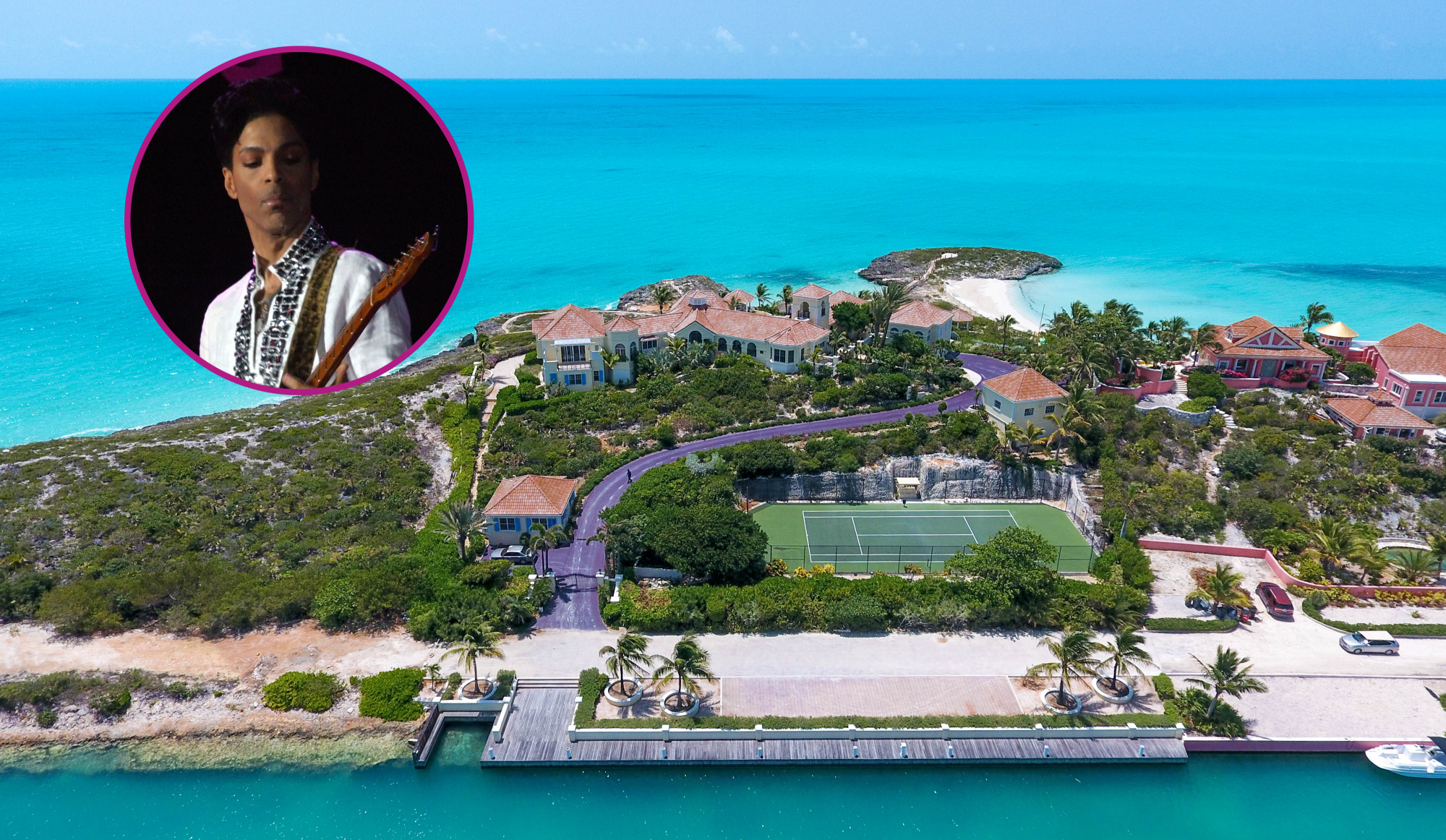 Prince's Turks and Caicos Islands Estate to be Auctioned