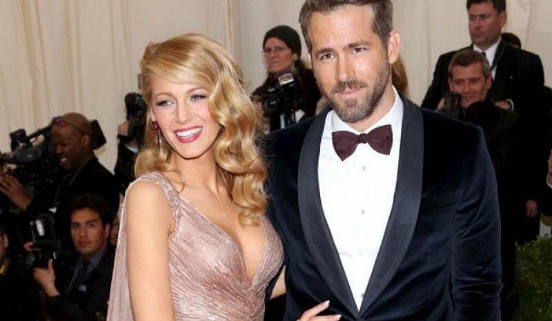 Ryan Reynolds: «Je suis M. Lively 24/7»