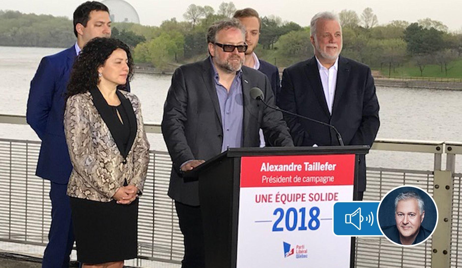 «Une influence certaine» -Taillefer dénonce Pierre Karl Péladeau et ses médias