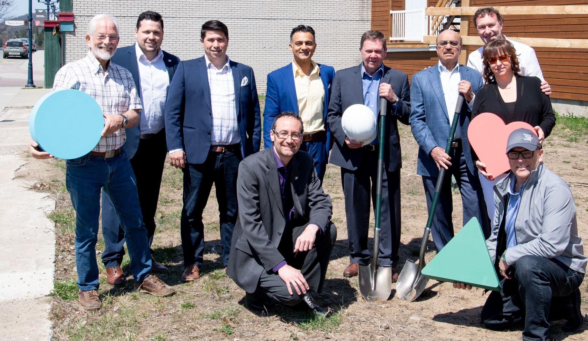 Ste-Agathe: un nouveau bâtiment au centre-ville et un nouveau locataire pour La Manufacture