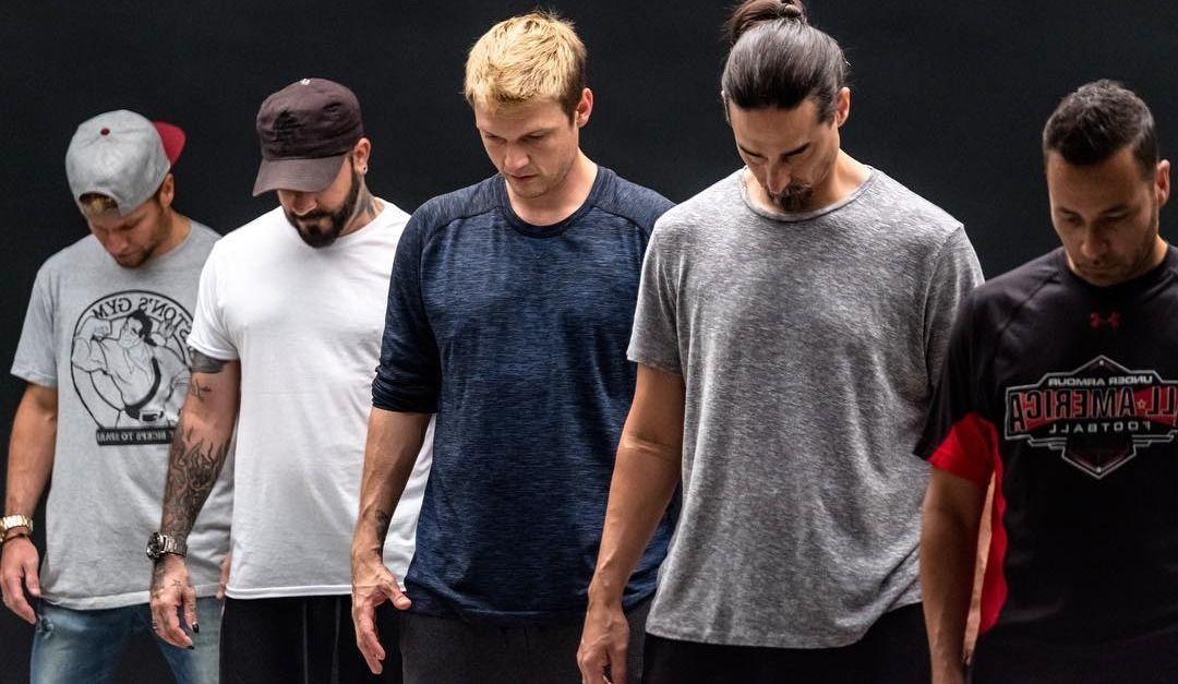 Backstreet Boys' Kevin Richardson Calls Vinny and Nikki