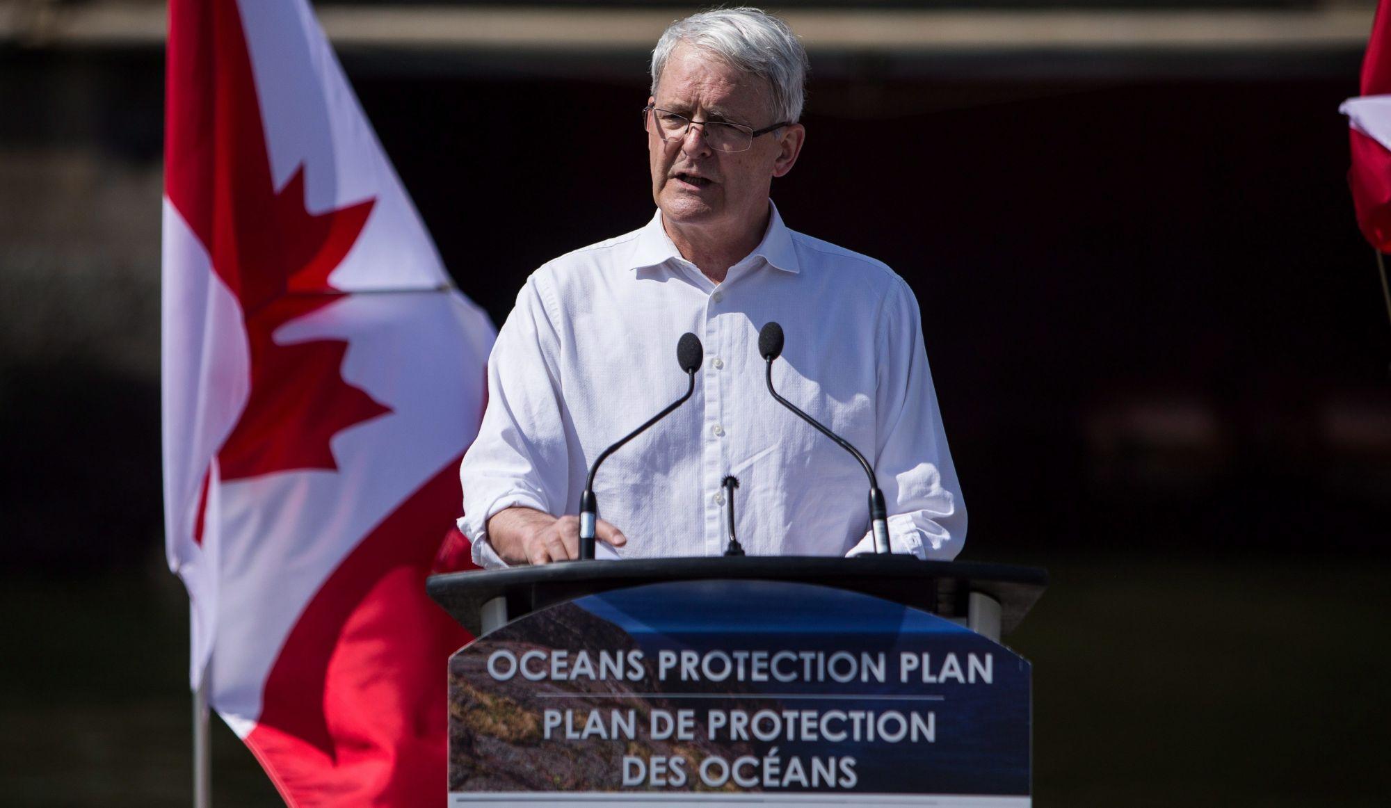 Un plan pour protéger la côte de la C.-B contre les déversements de pétrole