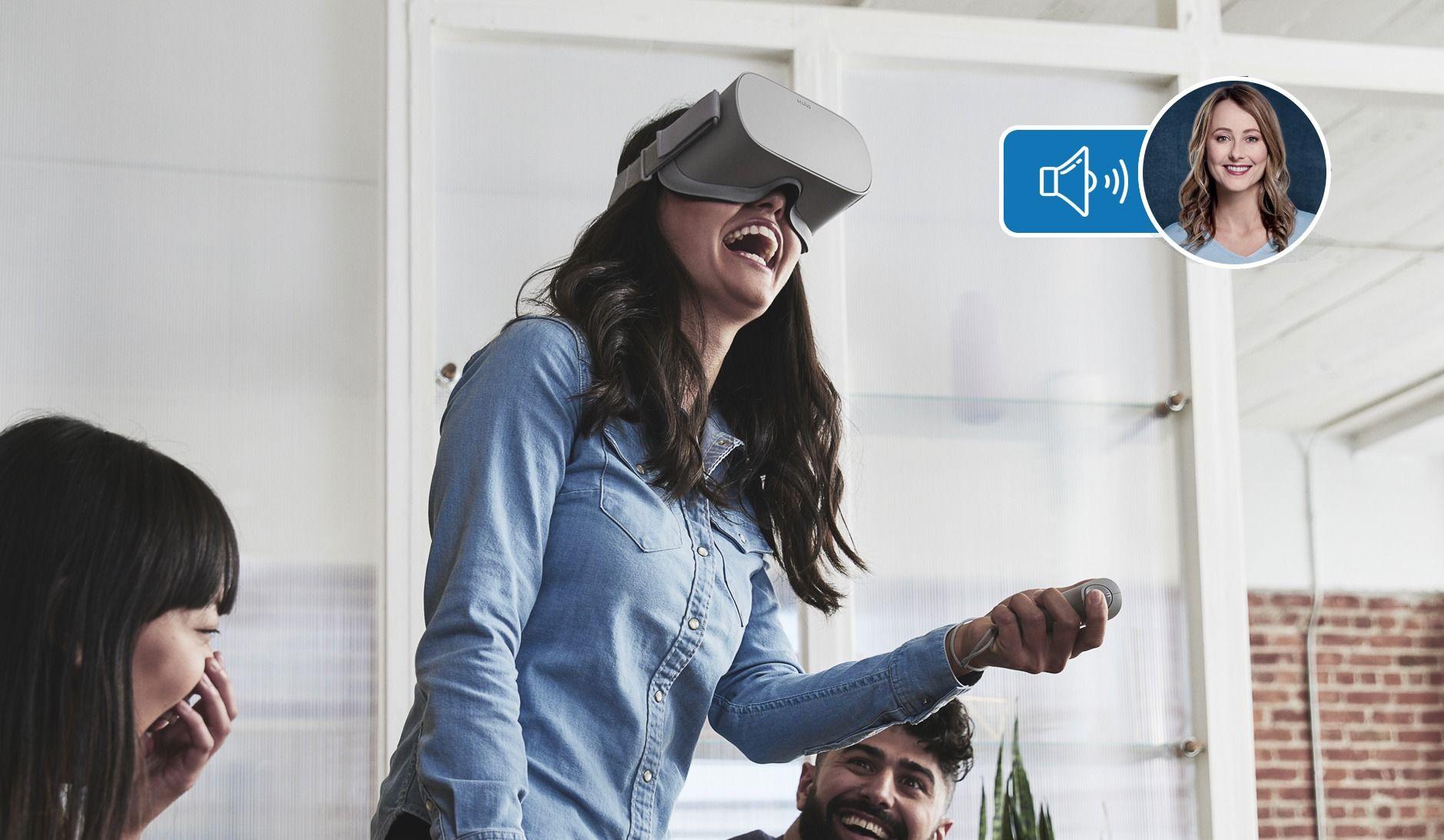 Réalité virtuelle: Puisqu'il faut... servir de cobayes!