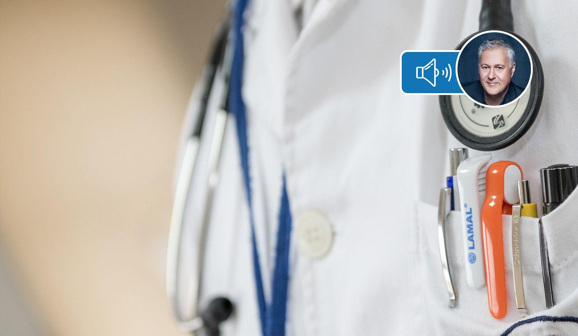 Les médecins ne travaillent pas plus qu'avant