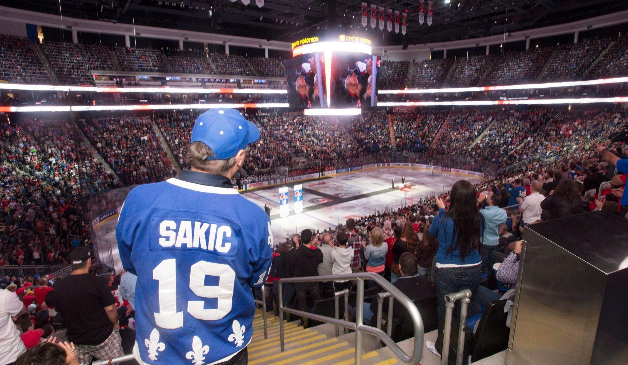 Québecor veut rencontrer le proprio des Bruins
