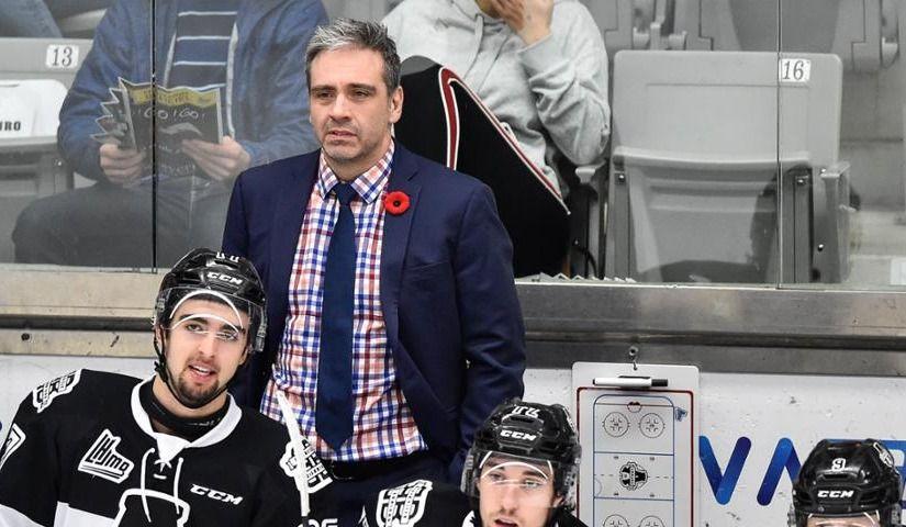 Joël Bouchard devient entraîneur-chef du Rocket de Laval