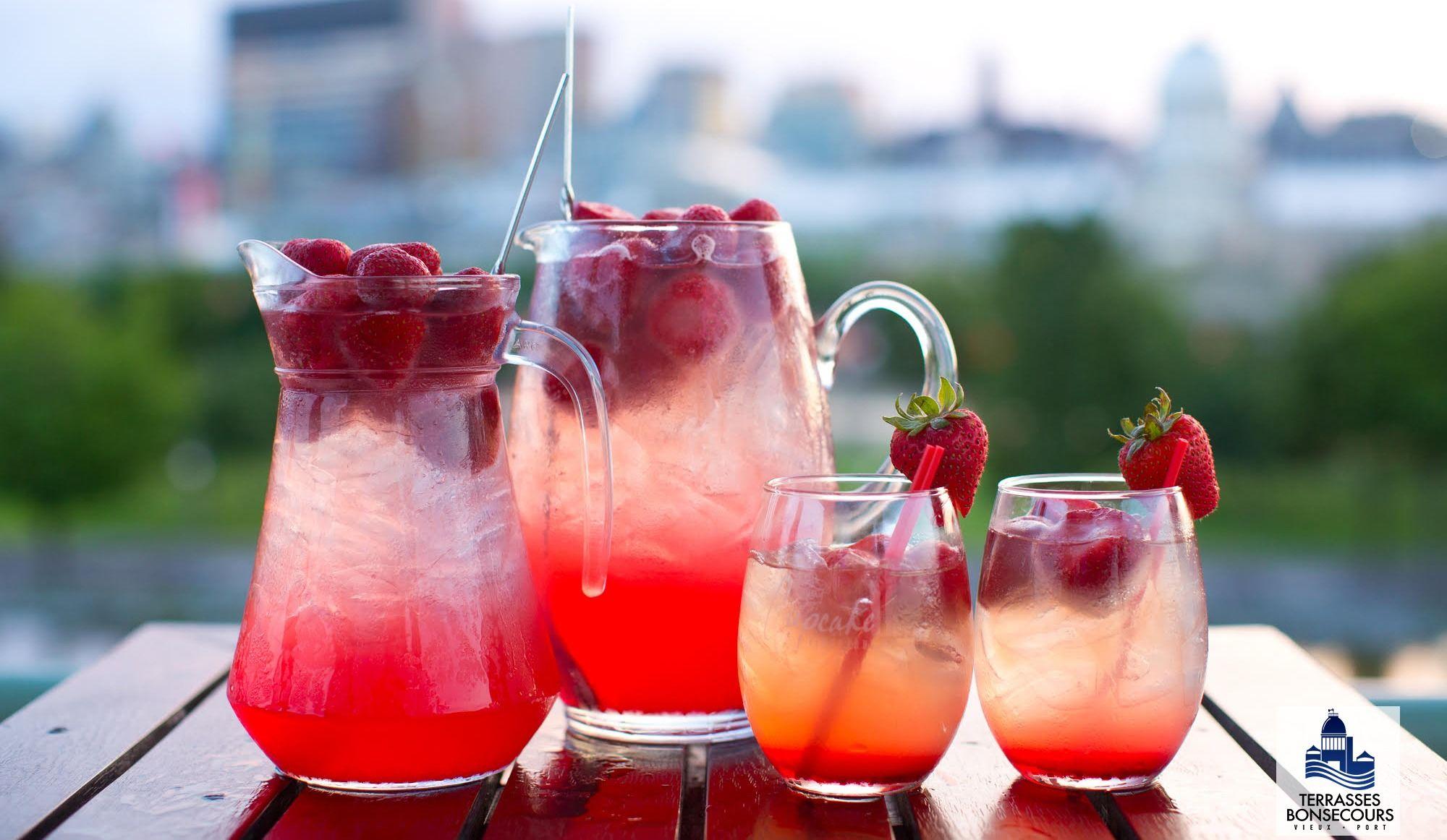 DELICIOUS Rosé Sangria Recipe