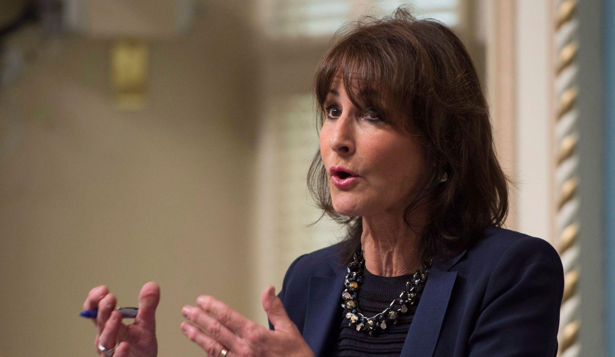 Kathleen Weil accusée d'outrage au Parlement par l'opposition