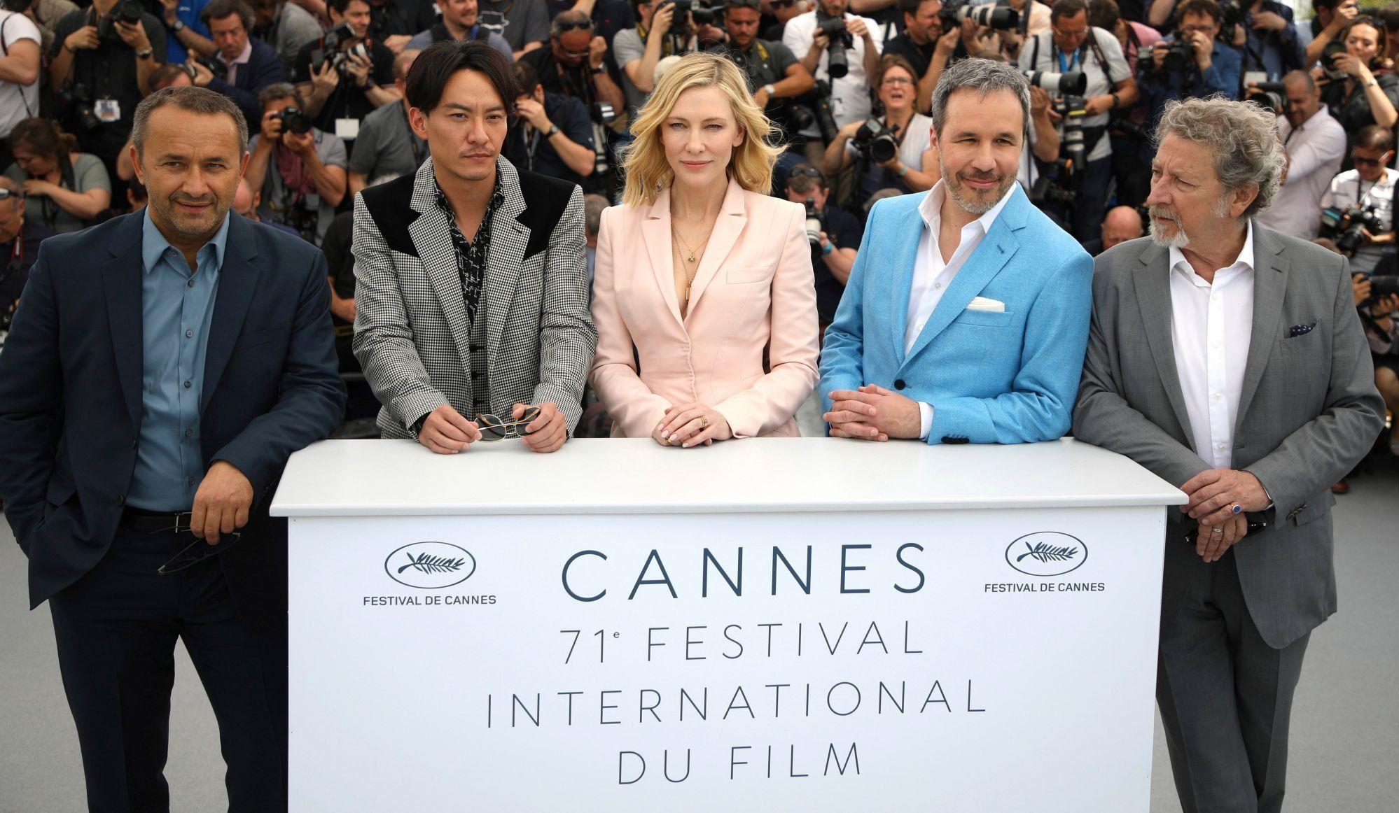 L'heure est au bilan à Cannes pour Catherine Beauchamp