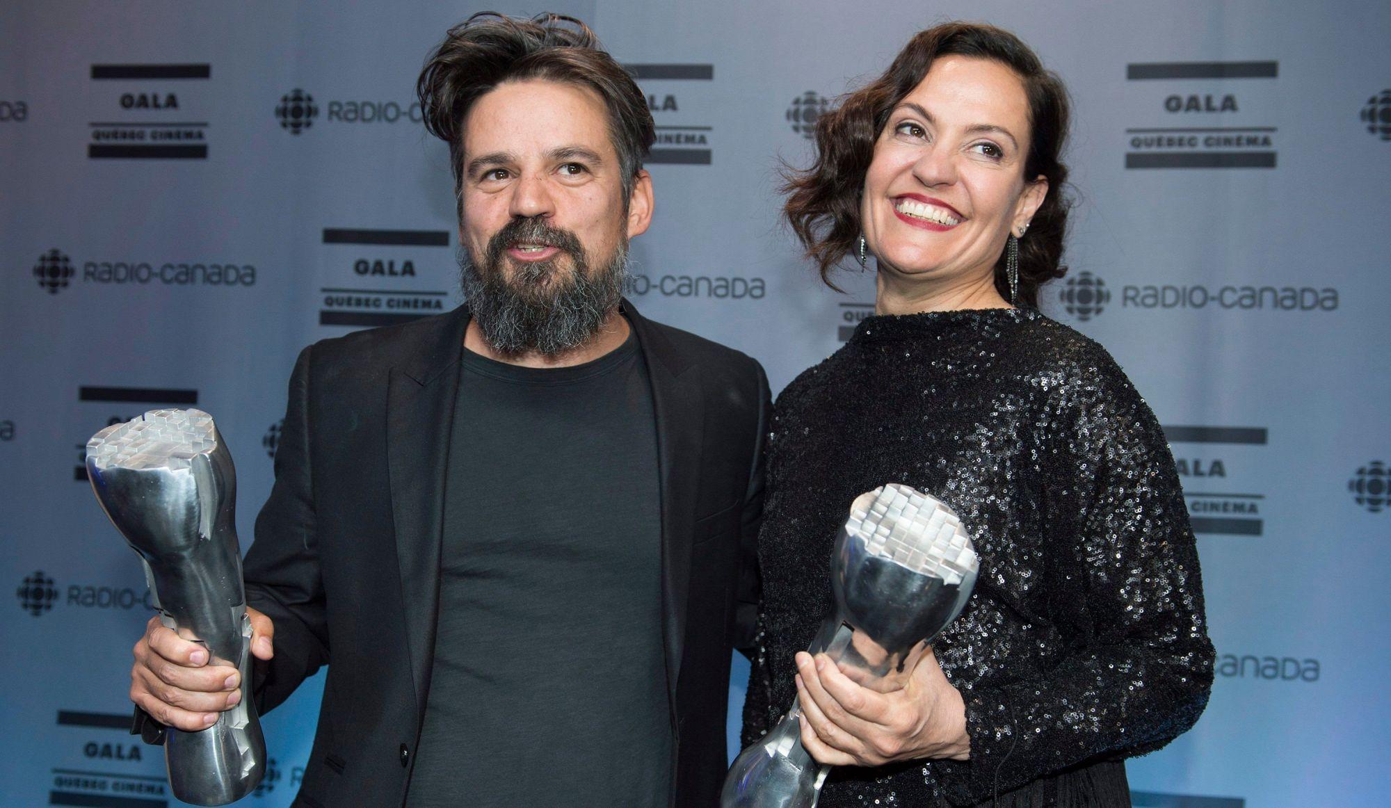 Les Affamés est le grand gagnant du Gala Québec Cinéma