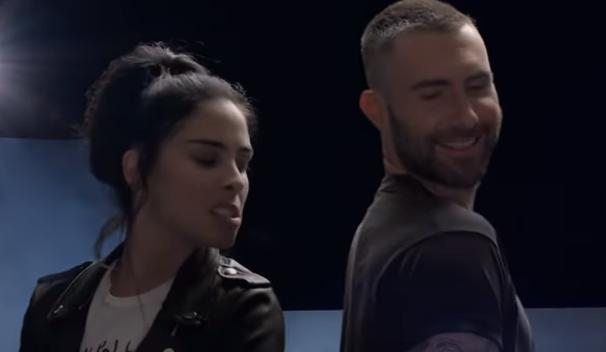 Adam Levine danse avec 26 vedettes dans un nouveau clip