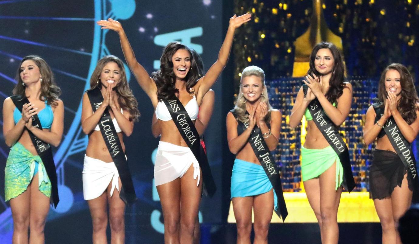 Fini le bikini pour Miss America!