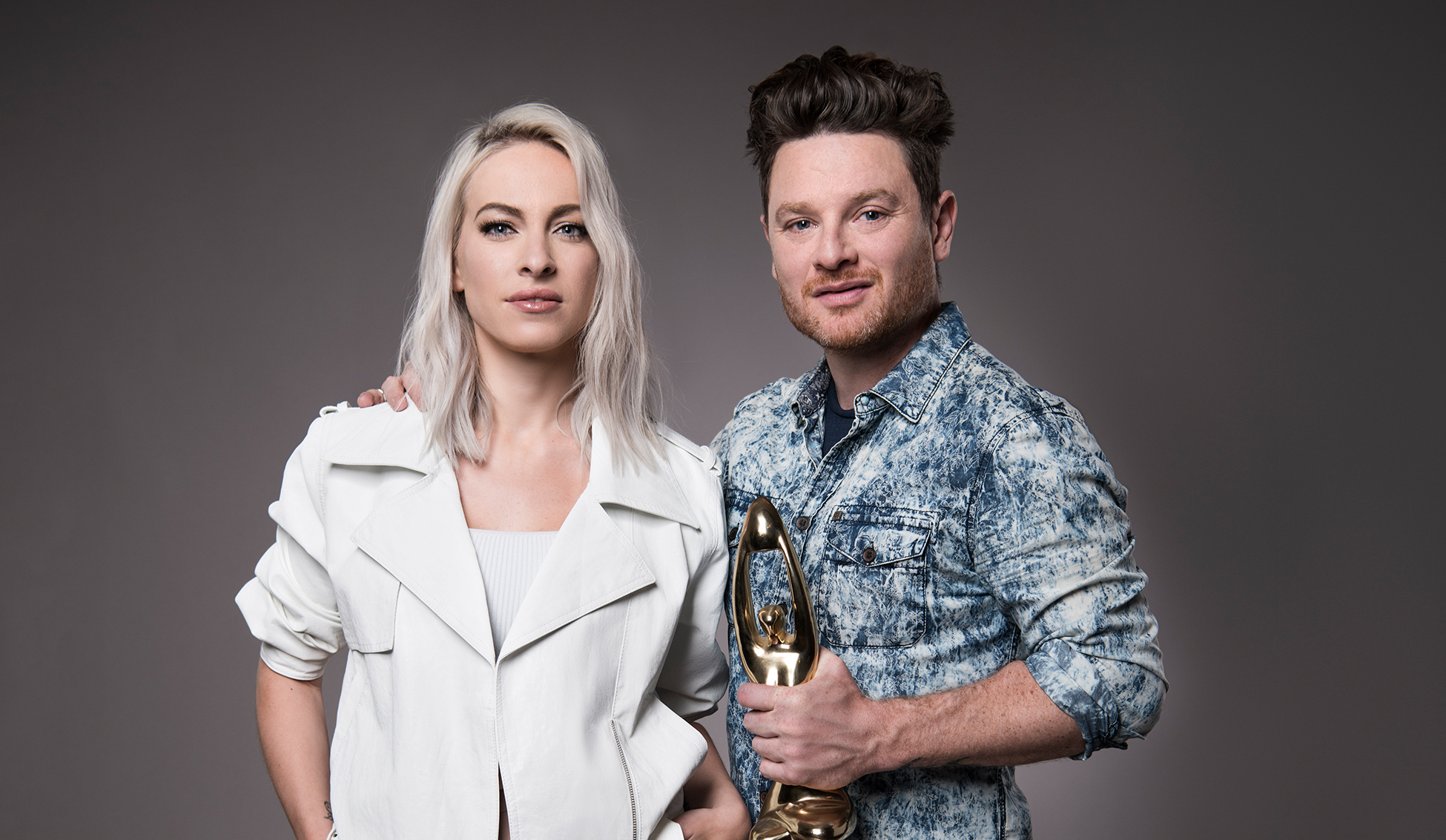Marie-Mai et Yann Perreau co-animeront le Premier Gala de l'ADISQ