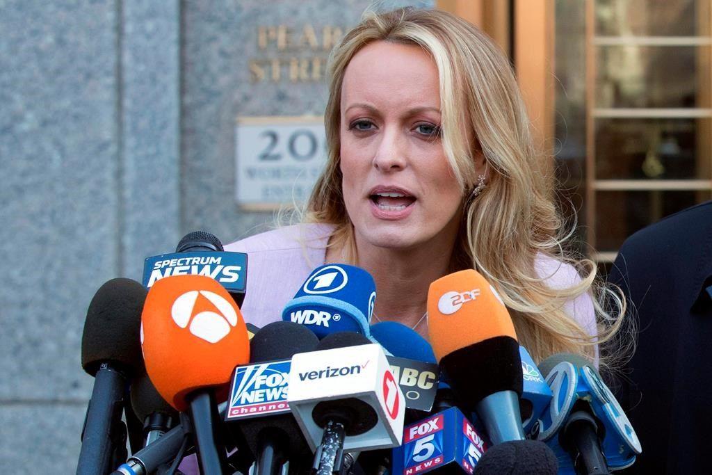Les accusations contre Stormy Daniels ont été abandonnées