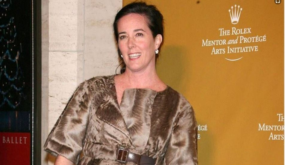 Kate Spade's death officially ruled a suicide