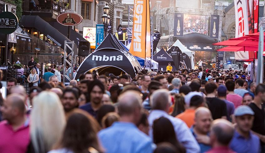 Montreal Street Closures for Grand Prix Weekend