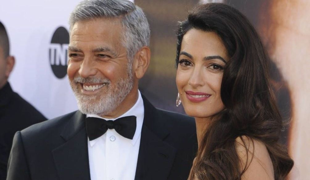 Amal Clooney: 'George is the great love I always hoped existed'