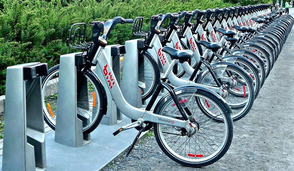 Montreal Getting Electric Bixis