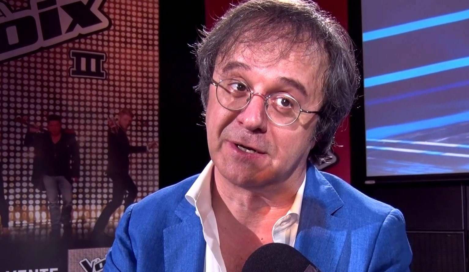 Stéphane Laporte brise le silence