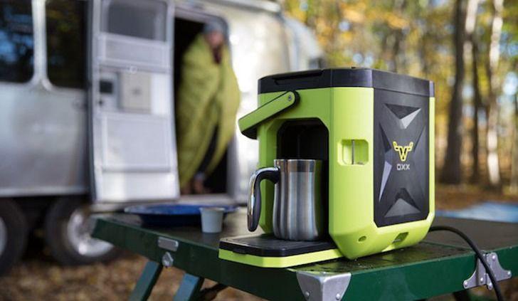 10 gadgets de camping ingénieux