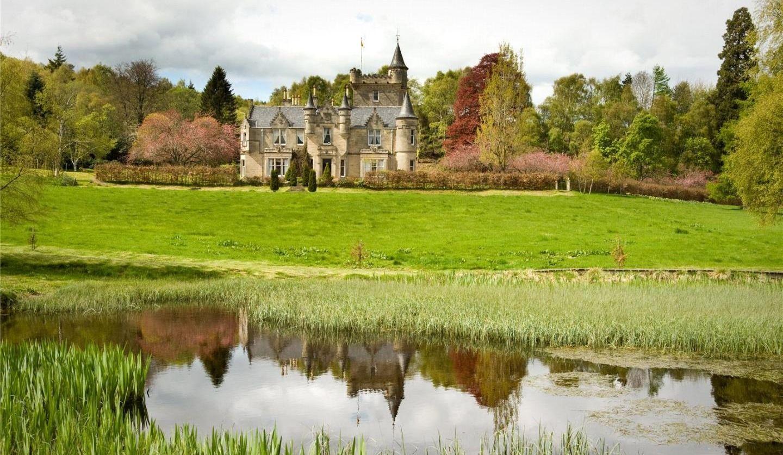 Des châteaux écossais à vendre!