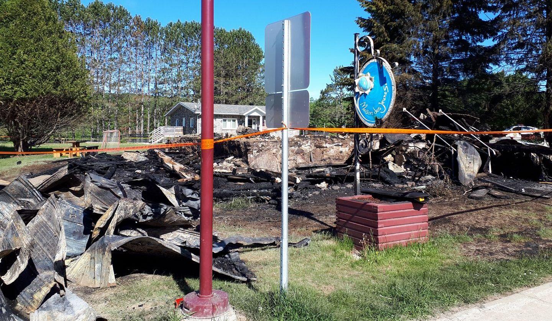 Incendie criminel à La Minerve : c'est une perte monumentale soutient le maire