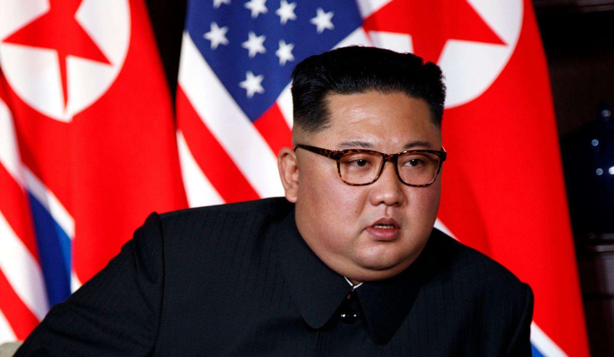 Kim Jong-un invité à se rendre aux États-Unis