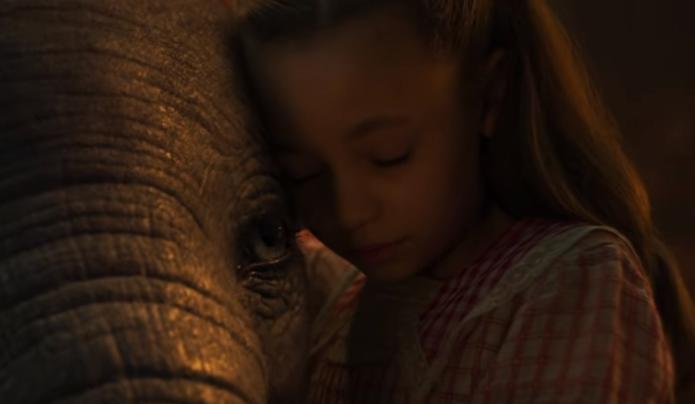 Une bande-annonce pour le Dumbo de Tim Burton