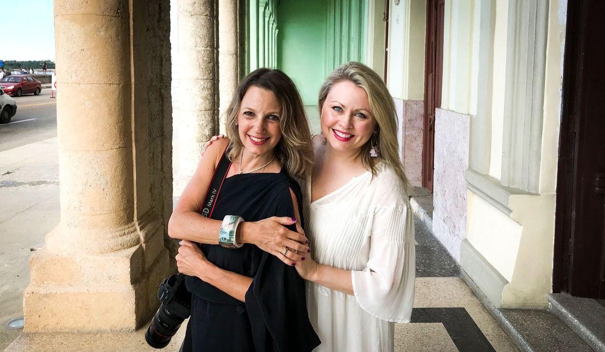 Heidi et la Havane:doux pays,douce amie