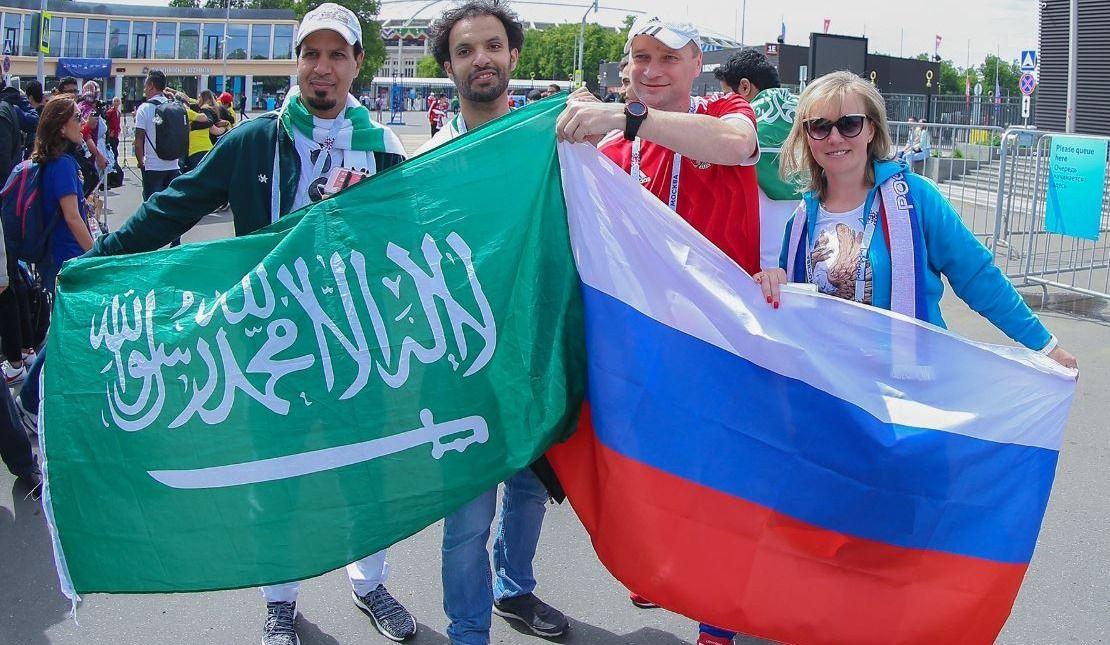 La Russie affronte l'Arabie saoudite en lever de rideau