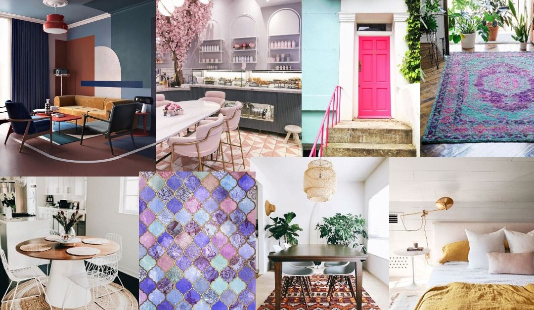 Summery Color Combos We Love!