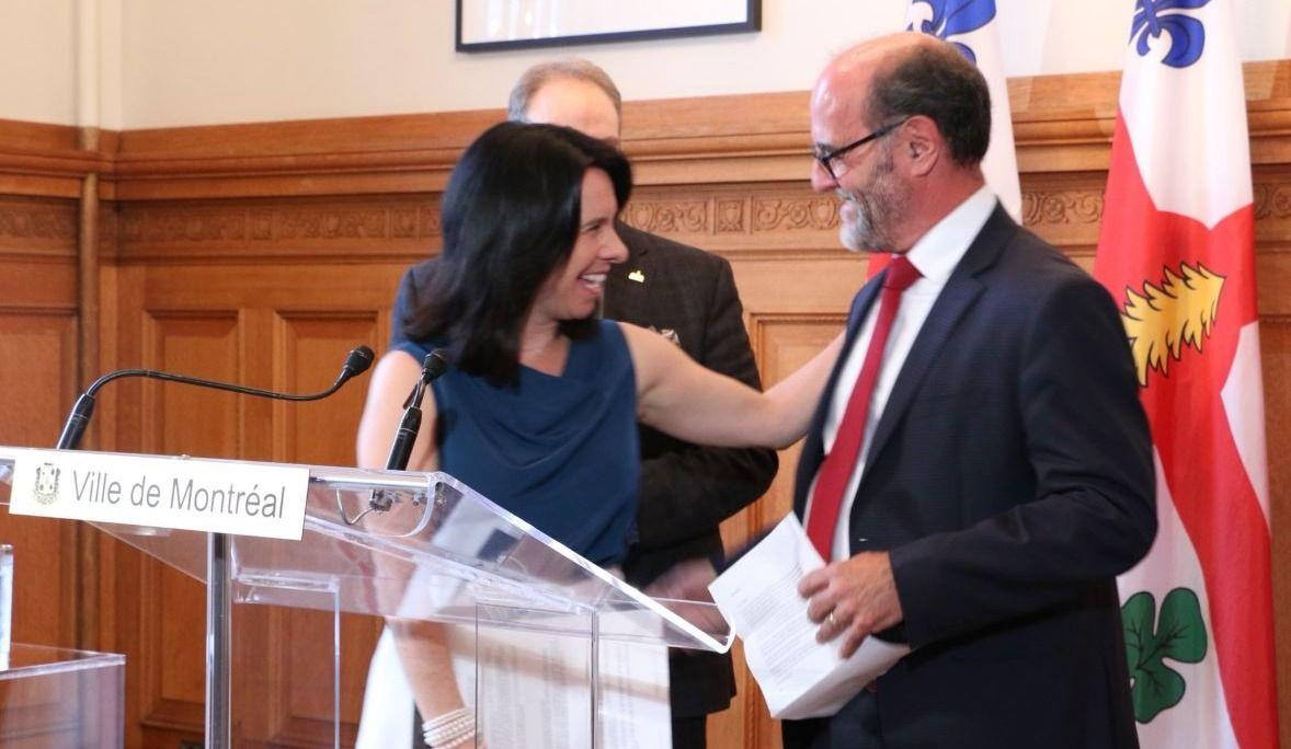 Montréal a trouvé son nouveau directeur général