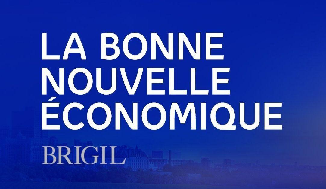 BONNE NOUVELLE ÉCONOMIQUE – 14 juin 2018