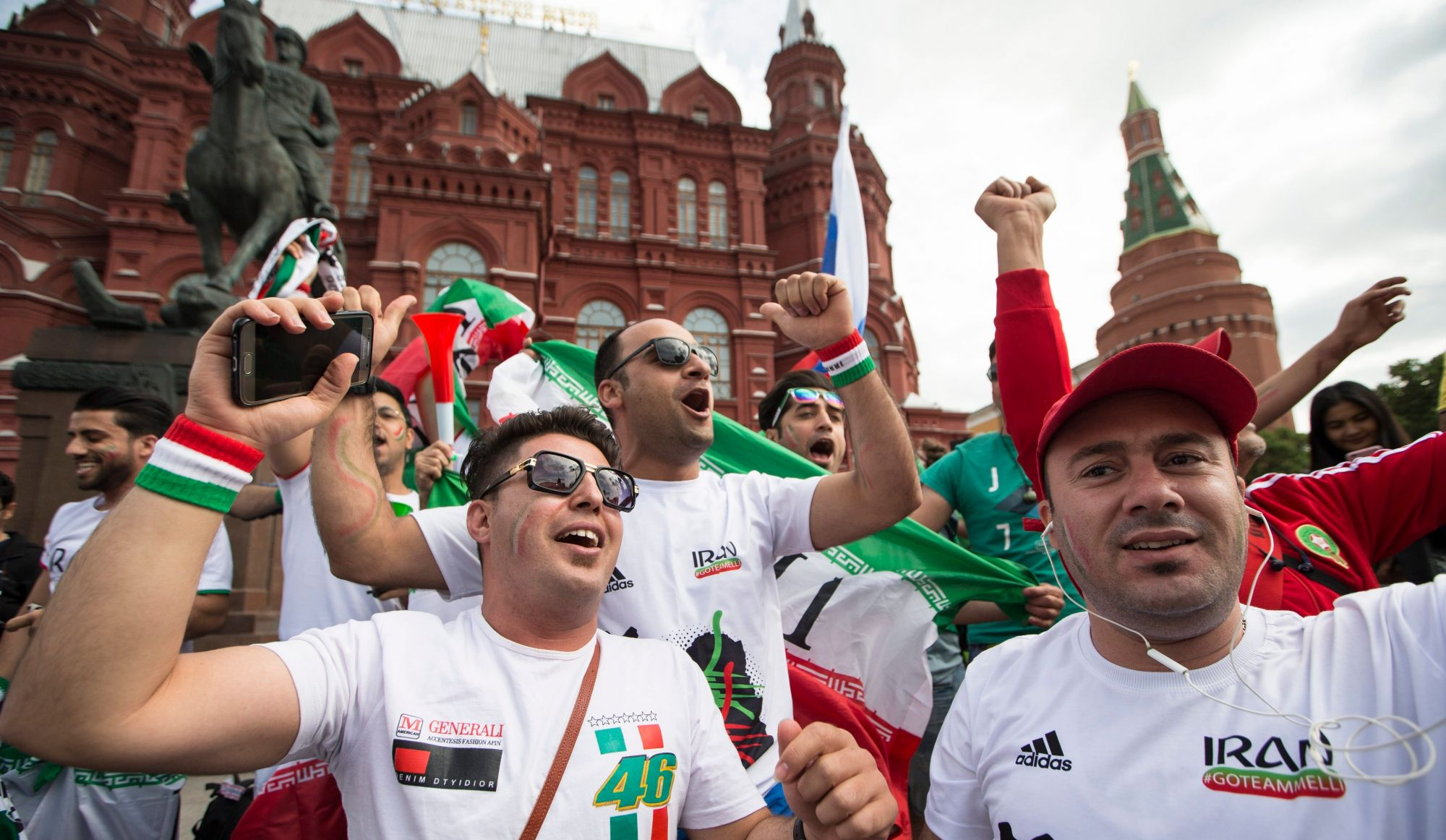 CM de soccer: 3,5 milliards de personnes vont regarder au moins 1 match