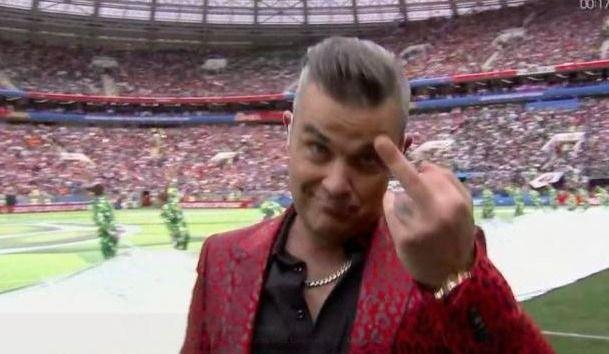 Cérémonie d'ouverture du Mondial: déjà une controverse! (vidéo)