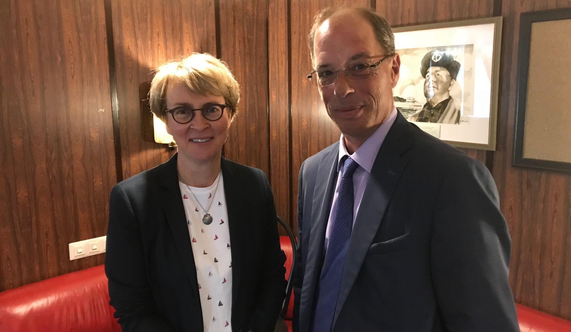 Cogeco et Québécor s'unissent pour offrir un don de 100 000$ au Fonds Jean-Lapierre