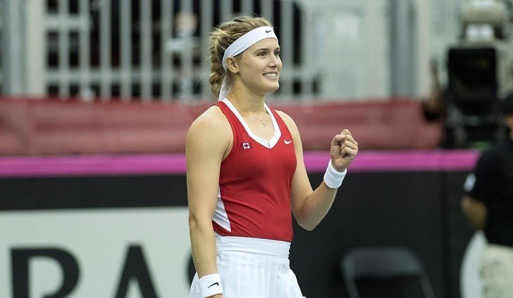 Eugenie Bouchard et Bianca Andreescu à un gain du tableau principal — Wimbledon