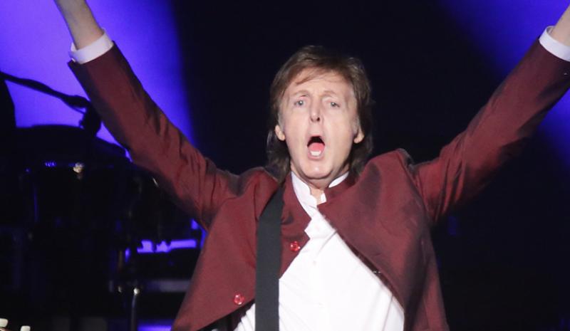 Paul McCartney s'amène à Montréal et Québec!