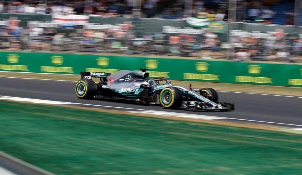 Hamilton décroche la position de tête au GP de Grande-Bretagne