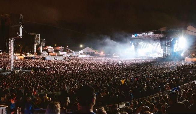 Spectacle incroyable des Foo Fighters au Festival d'été de Québec